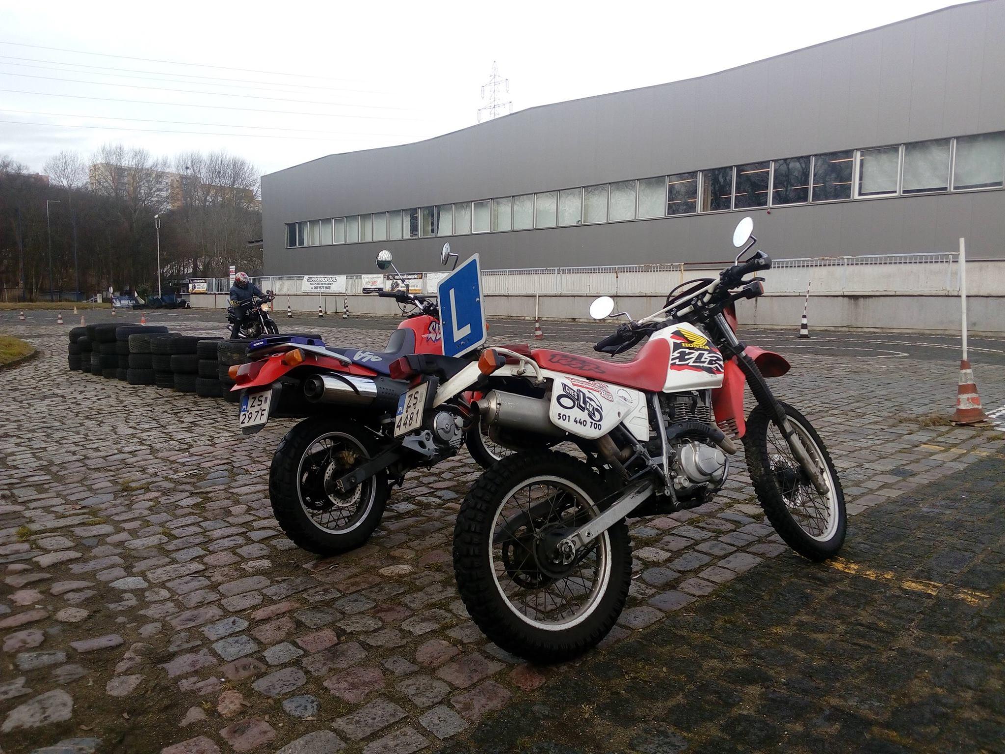 Honda XLR 125 kategoria A1